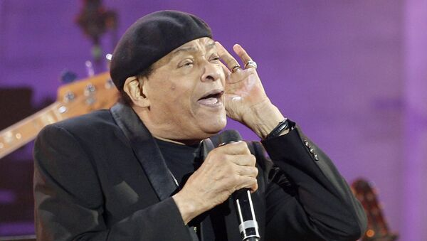 Легендарный американский джазовый вокалист Эл Джерро. Архивное фото