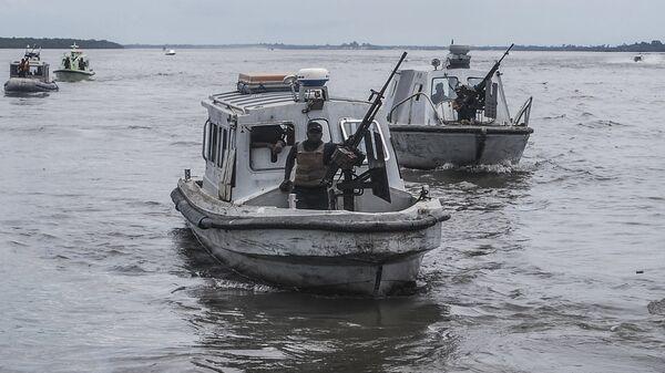 Лодки нигерийского военно-морского флота