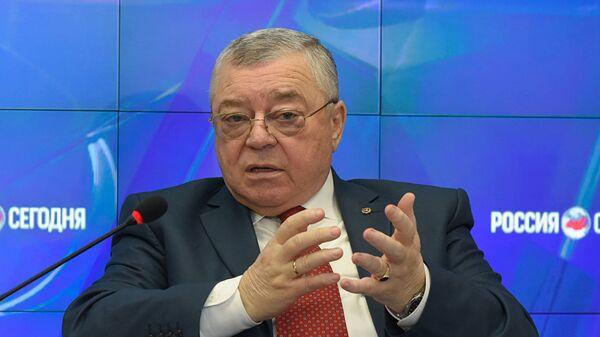 Глава Общественной палаты Республики Крым Григорий Иоффе