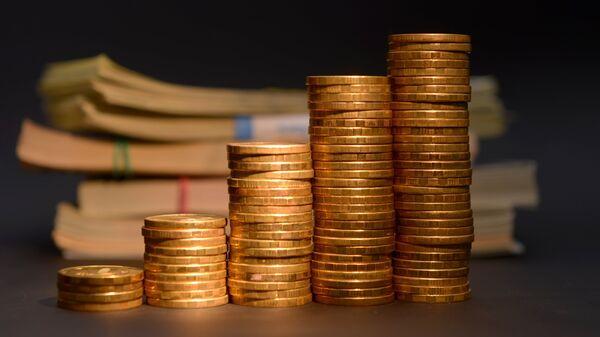 Монеты России. Архивное фото