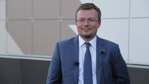 Заместитель генерального директора Уралвагонзавода Алексей Жарич. Архивное фото