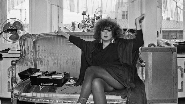 Алла Пугачева, Москва, 1990