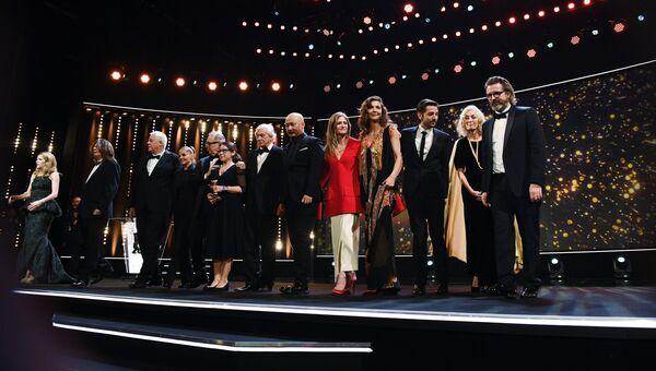 Церемония награждения 67-го Берлинского международного кинофестиваля Берлинале - 2017