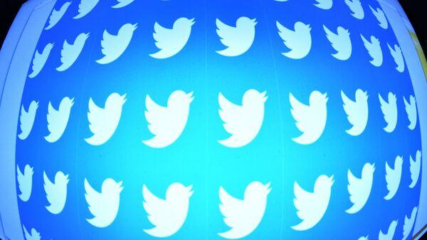 Логотип социальной сети Twitter