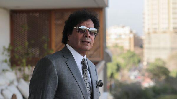 Ахмед Каддаф ад-Дам. Архивное фото