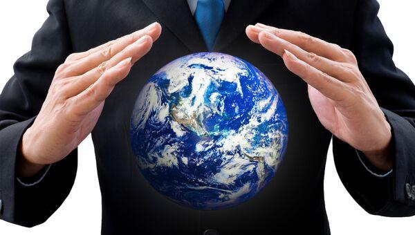 Мировая власть. Архивное фото