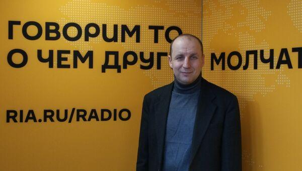 Член Совета по межнациональным отношениям при Президенте РФ, политолог Богдан Безпалько. Архивное фото
