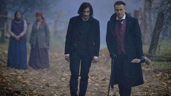 Кадр из сериала Гоголь. Начало