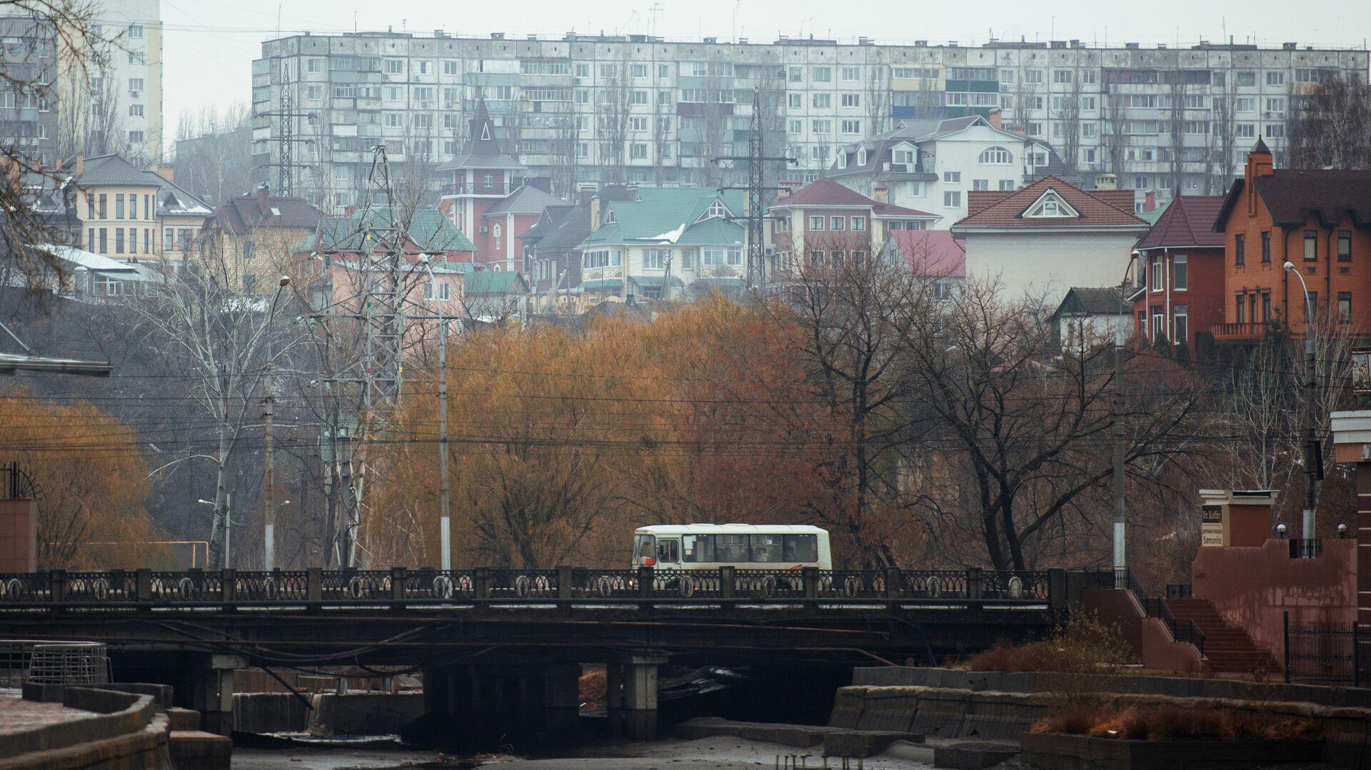 Мост через реку Воронеж в Липецке - РИА Новости, 1920, 27.01.2021