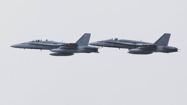 Самолеты ВВС Канады