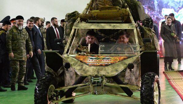 Аргунский завод Чеченавто