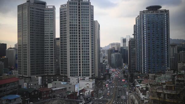Столица Южной Кореи Сеул. Архивное фото