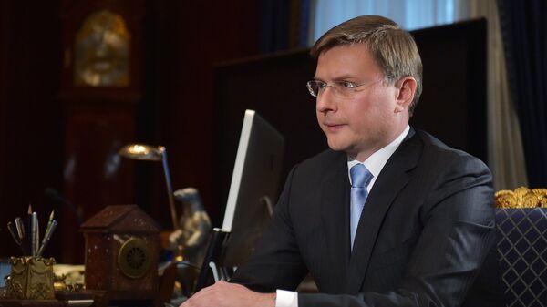 Представленный на должность президента компании Алроса Сергей Иванов