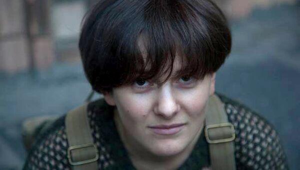 Галина Рымбу  – поэтесса, политолог, философ, куратор литературных проектов