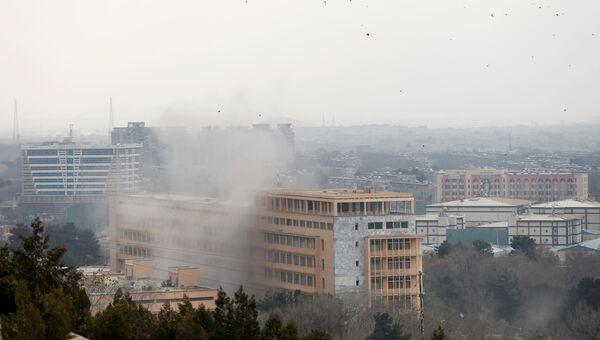 Нападение на военный госпиталь в Кабуле 8 марта 2017 года