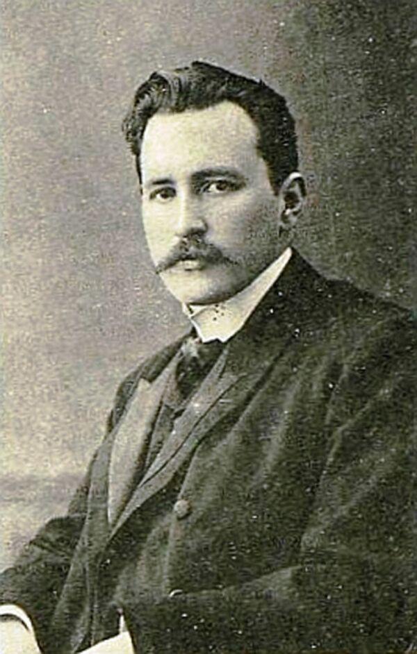 Некрасов Николай Виссарионович, министр путей сообщения и финансов Временного правительства