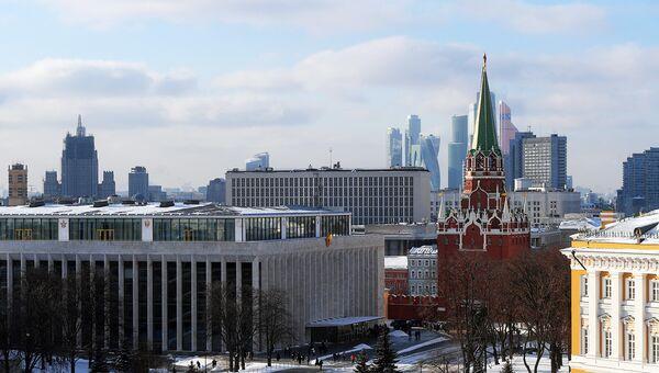 В Москве пройдет первый Климатический форум городов России