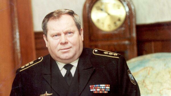 Адмирал Владимир Валуев