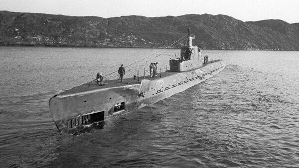Подводная лодка К-21. 1941 год