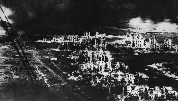 Сталинград после боя