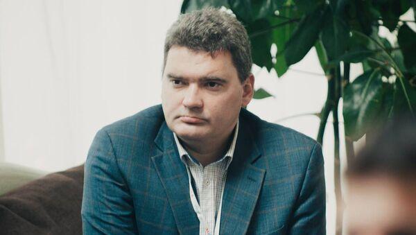 Илья Булавинов. Архивное фото