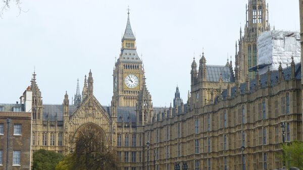 Здание парламента Великобритании в Лондоне. Архивное фото