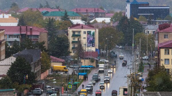 В Южной Осетии. Архивное фото