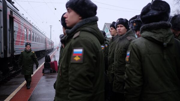 Призыв на военную службу в Самарской области