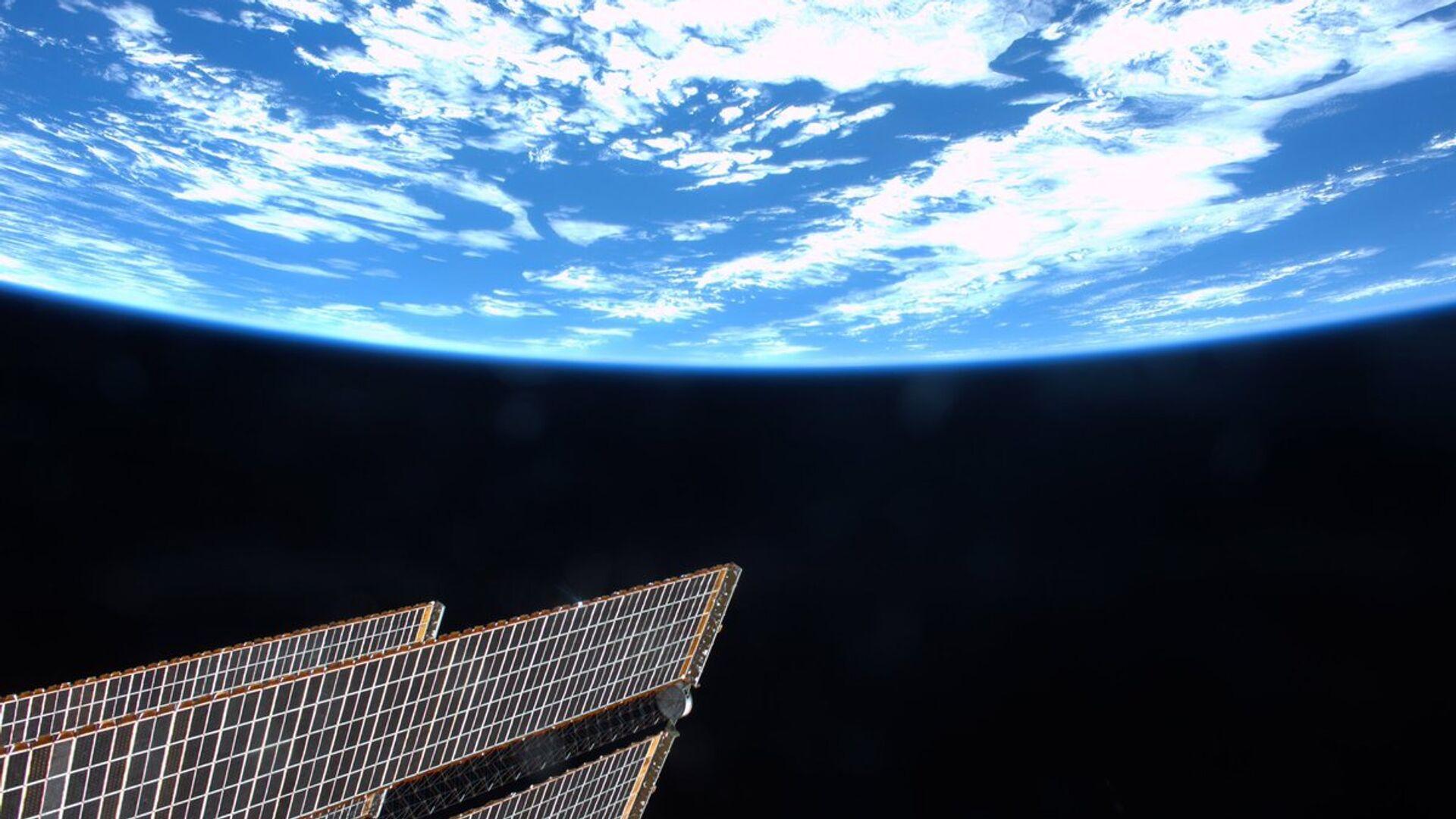 Вид на Землю с борта Международной космической станции - РИА Новости, 1920, 02.03.2021