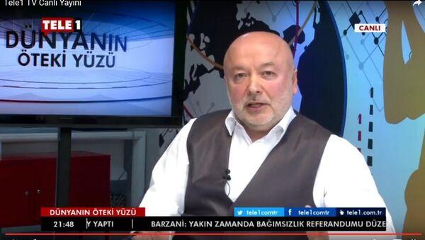 Выпуск программы Иной взгляд на мир на турецком телеканале Tele1