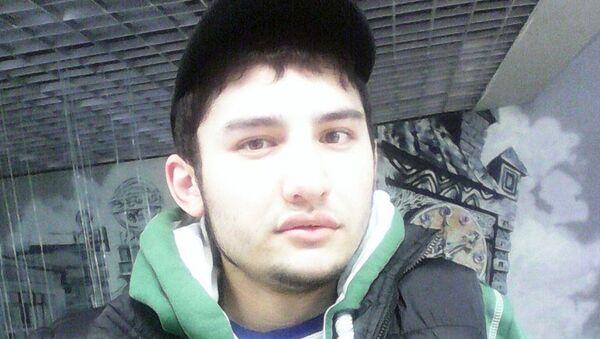 Фото предполагаемого террориста-смертника на странице ВКонтакте