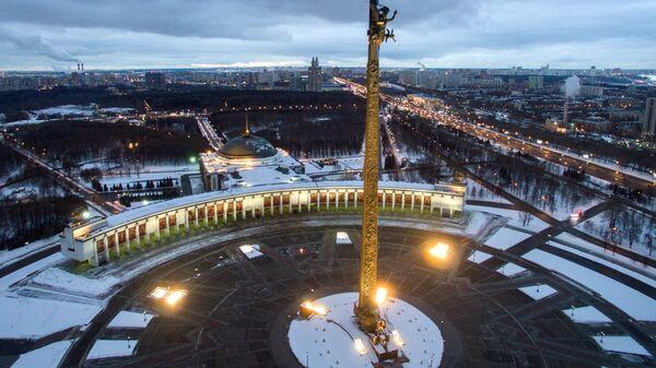Центральный музей Великой Отечественной войны и мемориальный комплекс Парк Победы на Поклонной горе в Москве