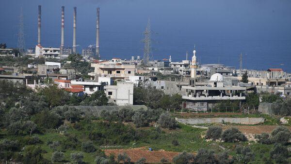 Ситуация в Сирии. Латакия. Архивное фото