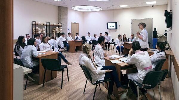 Институт Склифосовского проведет день открытых дверей для будущих врачей