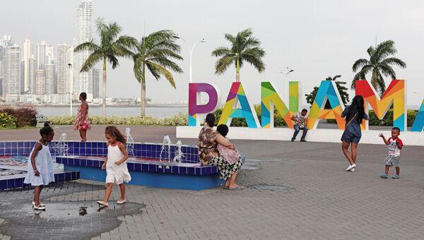 Страны мира. Панама. Архивное фото
