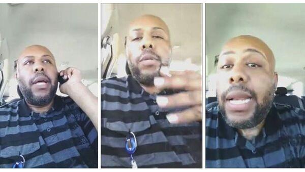 Подозреваемый в убийстве в прямом эфире на Facebook в Кливленде