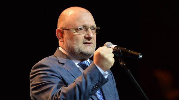 Министр Чеченской Республики по национальной политике, внешним связям, печати и информации Джамбулат Умаров
