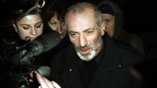 Виталий Калоев. Архивное фото