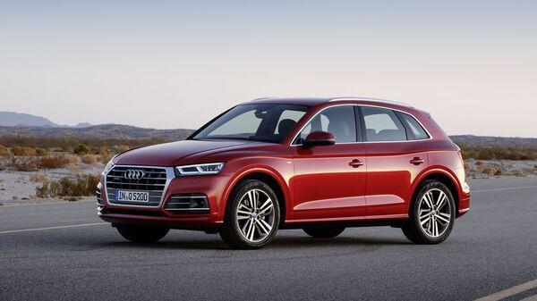 Audi отзывает 6,7 тысячи автомобилей в России