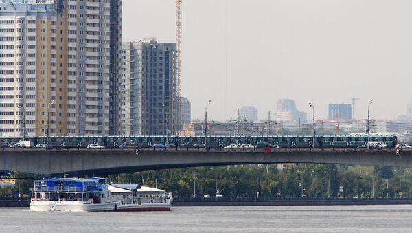В Москве появятся восемь улиц с водными названиями