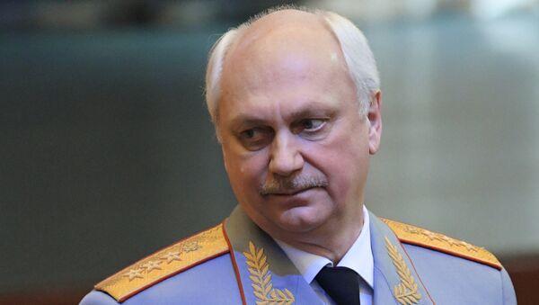 Главный военный прокурор России Сергей Фридинский. Архивное фото