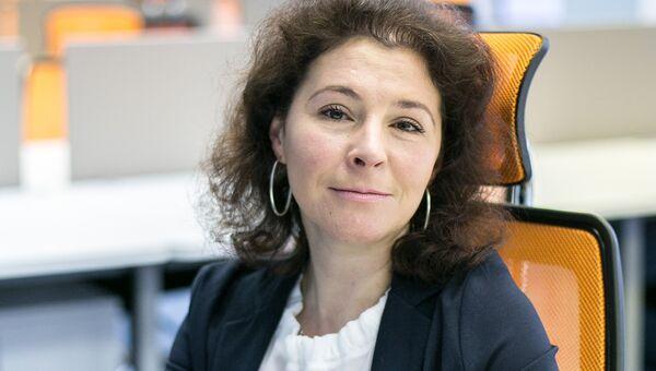 Генеральный директор компании ВТБ Страхование жизни (дочерняя структура банка ВТБ) Марина Жегова. Архивное фото