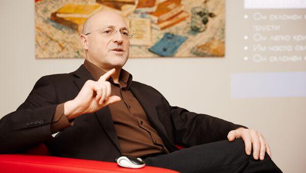 Член регионального руководства Опус Деи в России Александр Дианин-Хавард