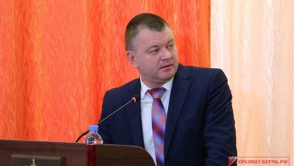 Сергей Бороздин. Архивное фото