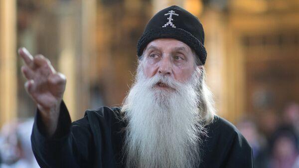 Глава Русской православной старообрядческой церкви, митрополит Московский и всея Руси Корнилий