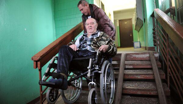 Михаил Терентьев: в России перестали прятать инвалидов