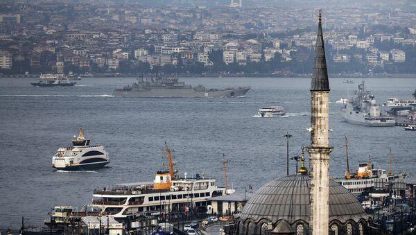 Стамбул. Архивное фото