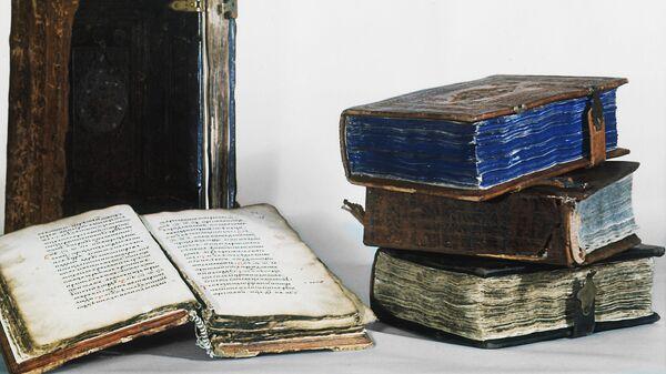 Летописи и летописные сборники. Архивное фото