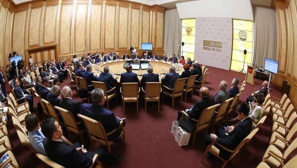 II Форум вузов России и Азербайджана открылся в Уфе