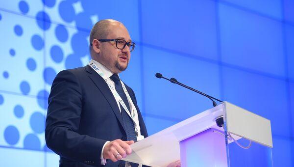 Начальник Отдела цифровой дипломатии Департамента информации и печати (ДИП) МИД России Сергей Налобин